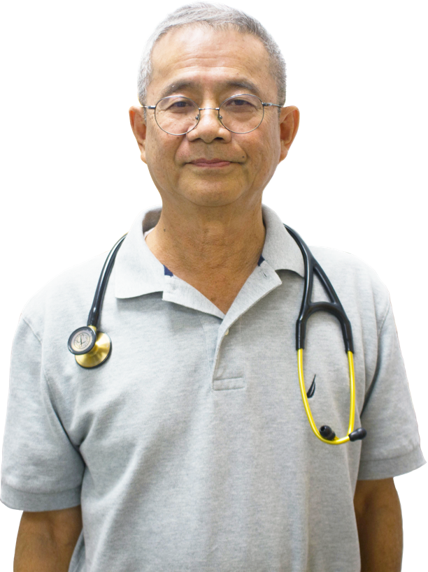 Doctor Headshot